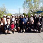 اعزام کاروان جهادی از طلاب حوزه علمیه بناب به مناطق سیل زده کشور