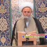 امام جمعه بناب: احساس خطر قدرت های شیطانی از جمهوری اسلامی ایران از ناحیه جهانی شدن اسلام است