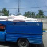 فرمانده انتظامی بناب: توقیف یک دستگاه خودرو حامل مکمل خوراک طیور قاچاق در بناب