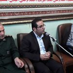 دیدار اعضای شورای اداری شهرستان بناب با امام جمعه همزمان با اولین روز هفته دولت + تصاویر