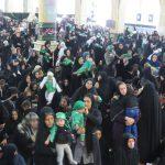 در اولین جمعه ماه محرم؛همایش شیرخوارگان حسینی در بناب برگزار شد/ تصاویر