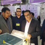 بازدید فرماندار بناب از غرفههای این شهرستان در نمایشگاه نوآوری و فناوری ربع رشیدی