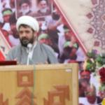 برگزاری مراسم گرامیداشت ۹ دی در حوزه علمیه بناب