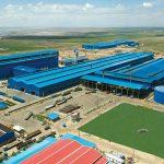 ثبت رکورد جدید تولید شمش در واحد ذوب شاهین مجتمع فولاد صنعت بناب