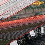 بهبود رکورد تولید شمش فولاد القایی در مجتمع فولاد صنعت بناب