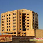 هتل در حال احداث چهار ستاره بناب با ۲۰۰ هزار متر مربع و با سرمایه ۲۰۰ میلیارد تومان ساخته میشود