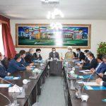 اولین جلسه شورای آموزش و پرورش شهرستان بناب در سال ۹۹ برگزار شد
