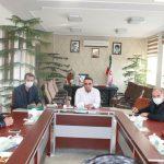 جلسه هماهنگی شورای آموزش و پرورش شهرستان بناب در آستانه بازگشایی مدارس