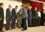 مراسم تکریم و معارفه رئیس دانشگاه آزاد اسلامی واحد بناب برگزار شد