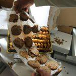 کشف ۷ تن شیرینی فاسد در بناب