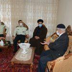 فرمانده انتظامی بناب:  شهدا افتخاری برای ملت ایران و باعث سربلندی کشور هستند