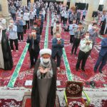 نماز جمعه بناب این هفته برگزار نمی شود