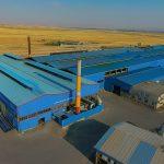کسب عنوان واحد نمونه استاندارد توسط شرکت فولاد ظفر بناب