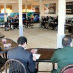 برگزاری جلسه مجمع عالی بسیجیان شهرستان بناب