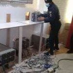 """کشف ۹ دستگاه ماینر قاچاق در""""بناب"""""""