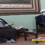 امام جمعه شهرستان بناب: باید با کسی که حرمت لباس نظامي را رعایت نمی کند قاطعانه برخورد شود