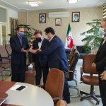انتصاب مدیر جدید امور منابع آب شهرستان بناب