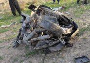 فوت سه نفر در تصادف امروز جاده مراغه بناب