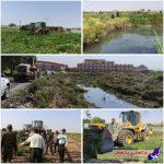 معدوم سازی مزارع آبیاری شده با فاضلاب