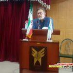 جلسه هم اندیشی هیأت رئیسه دانشگاه آزاد اسلامی واحد بناب با دهیاران روستاهای شهرستان بناب